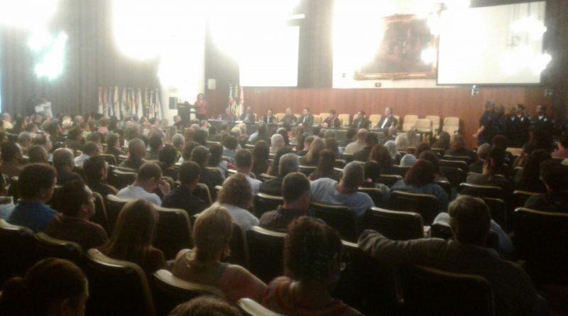 Presidente CDVT – Plenária CRECIPAS – Sobre Acidentes Transito na Câmara Municipal de São Paulo