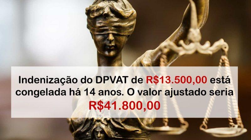 DPVAT E A GRANDE INJUSTIÇA DA JUSTIÇA