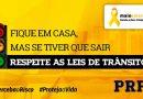 MAIO AMARELO: PRF reforça campanha de conscientização que visa a evitar colapso no sistema de saúde